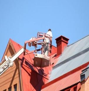 Roof Painting in Sydney